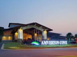 Amverton Cove Golf & Island Resort, Banting