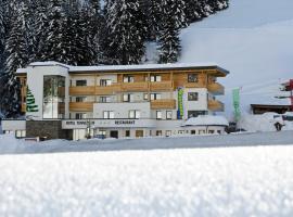 Hotel Tannenhof, Ischgl