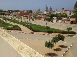 Appartement Benmasoud, Saïdia