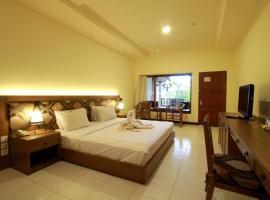Diwangkara Beach Hotel & Resort, Sanūra