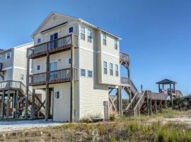 New River Inlet 1274 #2, North Topsail Beach