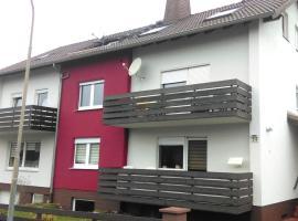 Ferienwohnung Familie Perl, Immenhausen
