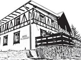 Gourmet Hotel Villa Rozmaryn, Mariánské Lázně