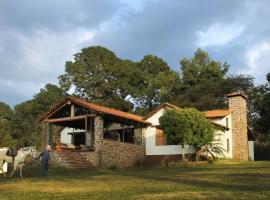 Lodge en Los Espinos Tapalpa, Tapalpa