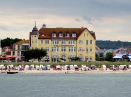 Hotel Schweriner Hof, Kühlungsborn
