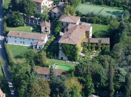 Villa Michaela, Vorno