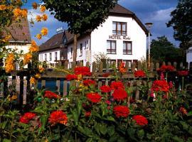 Hotel Reke, Plau am See