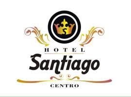 Hotel Santiago Centro, Teresópolis