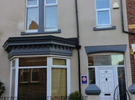 Abbey Guest House, Redcar