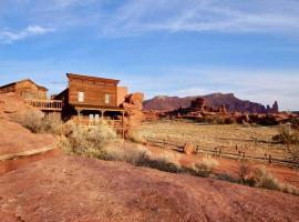 Rock House Cabin, Dewey
