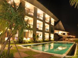 Padang-Padang Inn, Pecatu