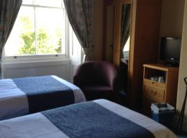 The Hand Hotel, Llangollen