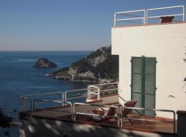 Hotel Claudio, Bergeggi