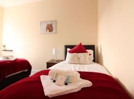 Diamond - Leven House Apartments, Dumbarton