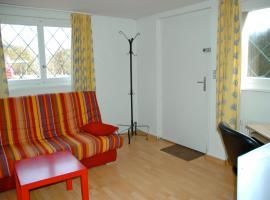Appartement avec terrasse rez-de-jardin et place de park, Coppet