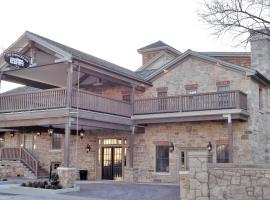 The Barracks Inn, Hamilton