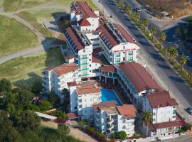 Merve Sun Hotel & SPA, Side