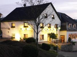 """Hotel & Restaurant """"Zur Moselterrasse"""", Palzem"""