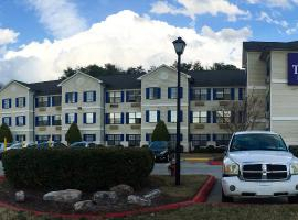 InTown Suites High Point, High Point