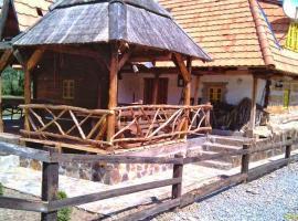 Cabana Ciunta, Şuncuiuş