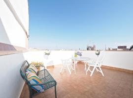 Gracia Terrace Barcelona Views