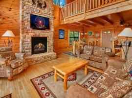 A Majestic View III- Three-Bedroom Cabin, Townsend