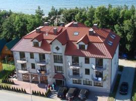 Villa Dune, Sarbinowo