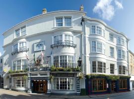 The Royal & Fortescue Hotel, Barnstaple