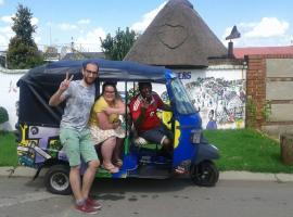 Authentic African Tours and Back Packers, Soweto
