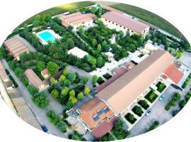 Hotel Tenuta San Francesco, Μπαρλέτα