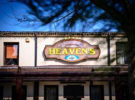Pensiune Heavens, Brăila