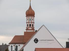 L-Appartements, Burgau