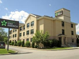 Extended Stay America - Boston - Tewksbury, Tewksbury