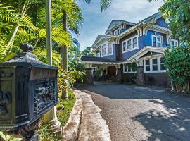 Manoa Valley Inn, Honolulu