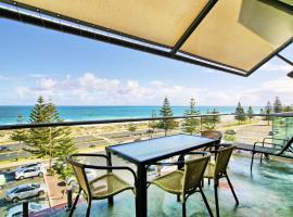 The Big Shell Apartment, Perth