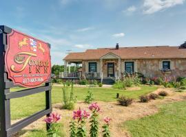 The Foxtrot Inn, Ava