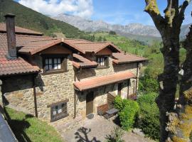 Viviendas Rurales la Fragua, Aliezo