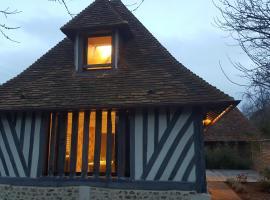 Gîte Falafa Normand, Coudray-Rabut