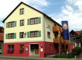 Hotel Pension Stern, Bad Buchau