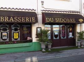 Relais du Sidobre, Lacrouzette
