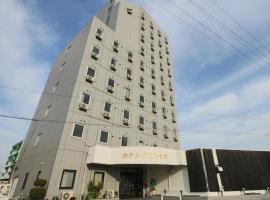 Hotel Verresel, Hashima