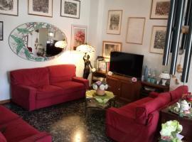 Albergo Le Rose, Pistoia