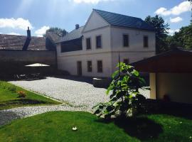 Vila 12, Hořovičky
