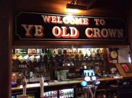 Ye Old Crown, Edenbridge