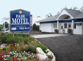 Fair Motel, Upper Saddle River