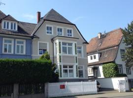 Ferienwohnung Villa Magnolia, Mainz
