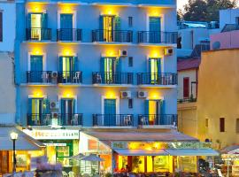 Lucia Hotel, Chania Town