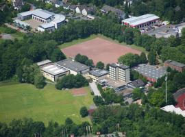 Rheinische Landesturnschule, Bergisch Gladbach