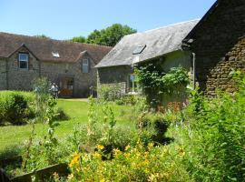 Haras de La Croix d'Argent, Saint-Sauveur-de-Carrouges
