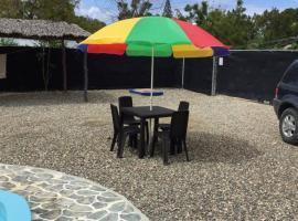 Villa Sebastian, Punta Rucia